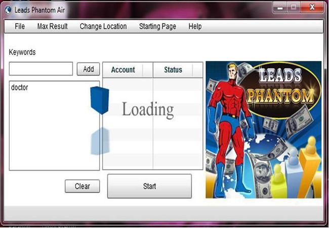 Leads Phantom